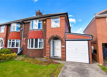 Thumbnail 3 bed semi-detached house for sale in Racecourse Road, Swinton, Rotherham