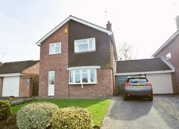 Thumbnail 4 bed detached house for sale in Anson Close, Saltford, Bristol
