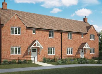 Thumbnail 3 bed semi-detached house for sale in Plot 11, The Tetbury, Jack's Lea, Station Road, Uffington, Oxfordshire