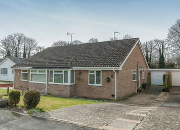 Thumbnail 2 bed semi-detached bungalow for sale in Sefton Way, Newmarket