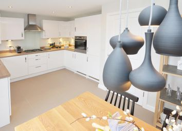 "Thumbnail 3 bed terraced house for sale in ""Kennett"" at Poppyfields Way, Brackley"