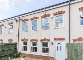 Thumbnail 3 bed town house for sale in Redwell Road, Wellingborough