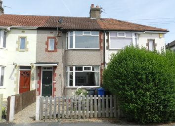 Thumbnail 2 bed terraced house to rent in Coniston Avenue, Thornton-Cleveleys