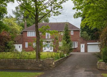 Thumbnail 4 bed detached house for sale in Carrwood, Hale Barns, Altrincham