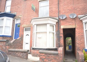 Thumbnail 4 bed terraced house to rent in Hunter Hill Road, Sheffield, South Yorkshire
