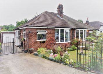 Thumbnail 1 bed semi-detached bungalow for sale in Redburn Road, Manchester