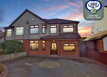 4 bed semi-detached house for sale in Hollyfast Road, Coundon, Coventry CV6