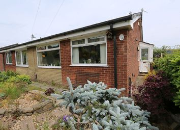 Thumbnail 2 bed semi-detached bungalow for sale in Hawkshead Road, High Crompton, Shaw, Oldham, Greater Manchester