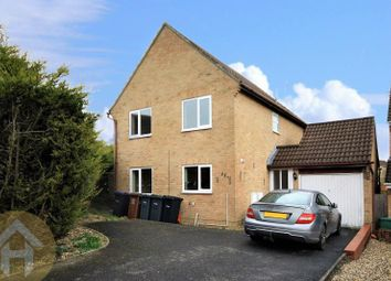Thumbnail 4 bed detached house to rent in Garraways, Royal Wootton Bassett