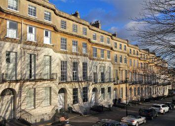 Thumbnail 4 bed flat for sale in The Upper Maisonette, 12 Cavendish Place, Bath
