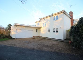Thumbnail 4 bedroom detached house for sale in Sheering Road, Harlow