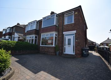 Thumbnail 3 bed semi-detached house to rent in Boundary Avenue, Doncaster