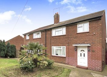 Thumbnail 3 bed semi-detached house for sale in Colyers Lane, Erith
