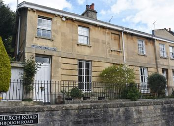 Thumbnail 3 bedroom end terrace house for sale in Lansdown Terrace, Weston Village, Bath