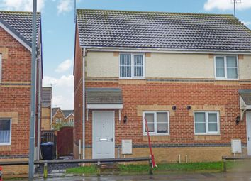 Thumbnail 2 bed semi-detached house to rent in Harland Court, St. Helen Auckland, Bishop Auckland