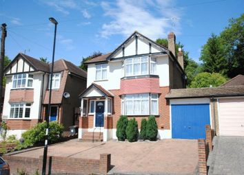 Thumbnail 3 bed detached house for sale in Mead Way, Old Coulsdon, Coulsdon