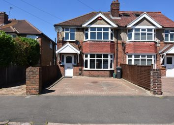 Thumbnail 3 bed semi-detached house to rent in Browning Way, Heston, Hounslow