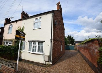 Thumbnail 4 bed semi-detached house for sale in Stanhope Road, Swadlincote