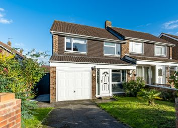 Thumbnail 3 bed semi-detached house for sale in Reeves Way, Bursledon