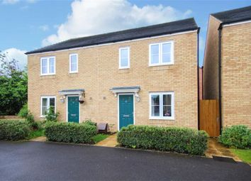 Thumbnail 3 bed semi-detached house for sale in Sanders Close, Swindon, Wiltshire