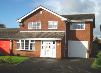 Thumbnail 4 bed property to rent in Pear Tree Avenue, Coppull, Chorley