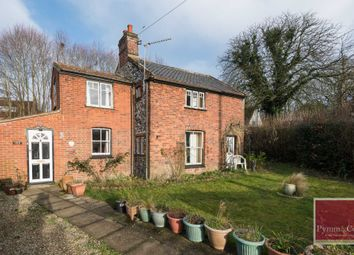 Thumbnail 3 bed cottage for sale in The Street, Old Costessey, Norwich