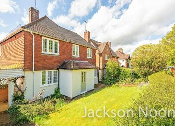 Thumbnail 3 bed detached house for sale in Hambledon Vale, Epsom