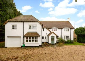 Thumbnail 5 bed detached house for sale in Broom Hill, Stoke Poges, Buckinghamshire