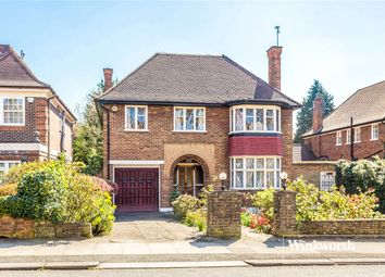 Thumbnail 5 bed detached house for sale in Windermere Avenue, Finchley, London