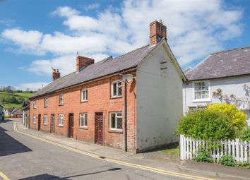 Thumbnail 2 bed end terrace house for sale in Market Street, Knighton