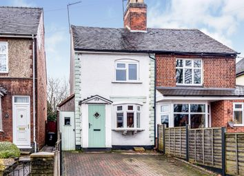 2 bed cottage for sale in Birmingham Road, Lichfield WS14