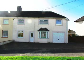 Thumbnail 3 bed semi-detached house for sale in Coxhill, Narberth, Pembrokeshire