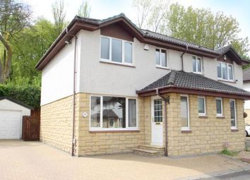 3 bed semi-detached house for sale in Glenfield Grove, Paisley, Renfrewshire PA2