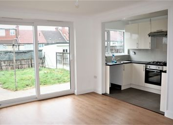 Thumbnail 3 bed terraced house to rent in Dawpool Road, Neasden