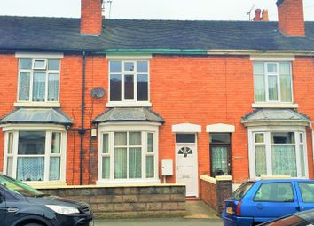 Thumbnail 1 bed flat to rent in Flats 1, 34 Oxford Gardens, Stafford, Staffordshire