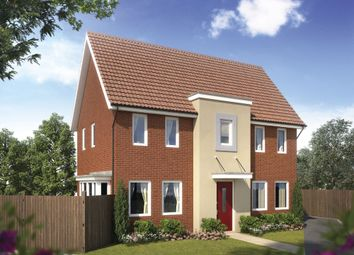 """Thumbnail 3 bed detached house for sale in """"Morpeth"""" at Oldbury Court Road, Fishponds, Bristol"""