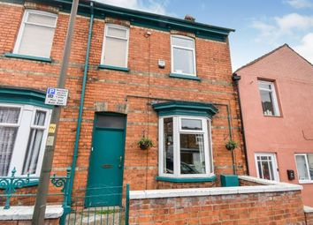 Thumbnail 2 bed terraced house for sale in Vine Street, Lincoln, Lincolnshire, Lincoln