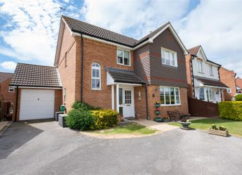 Thumbnail 3 bed detached house for sale in Woodland View, Spilsby