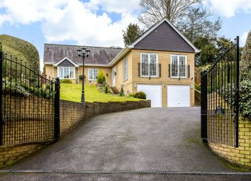 Thumbnail 5 bed detached house for sale in School Lane, Headbourne Worthy, Winchester, Hampshire