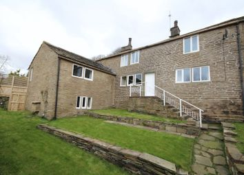 Thumbnail 4 bed cottage for sale in Tong End, Whitworth, Rochdale