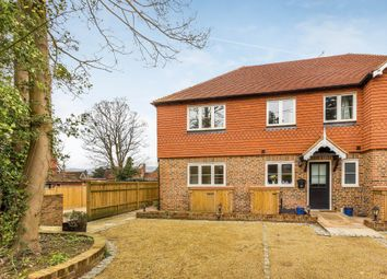 Thumbnail 2 bed end terrace house for sale in Hookwood Park, Oxted