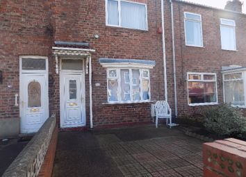 Thumbnail 3 bedroom terraced house to rent in Albion Avenue, Shildon, Co. Durham