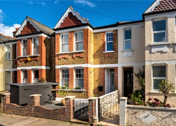Thumbnail 4 bed terraced house for sale in Dancer Road, Kew, Surrey