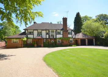 Thumbnail 4 bedroom detached house for sale in Beech Drive, Kingswood, Tadworth