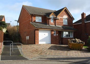 Thumbnail 4 bed detached house to rent in Penmere Drive, Newquay