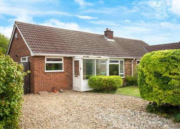 Thumbnail 1 bedroom semi-detached bungalow for sale in Elm Walk, Royston