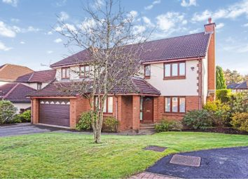 Thumbnail 4 bed detached house for sale in Dunellan Road, Glasgow