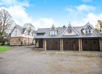 Thumbnail 4 bedroom detached house for sale in Kemnal Road, Chislehurst, Kent