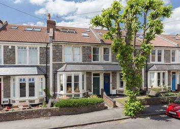 Thumbnail 4 bed terraced house for sale in Monk Road, Bishopston, Bristol