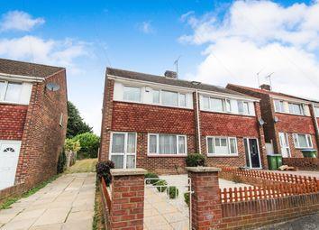 Thumbnail 3 bed semi-detached house for sale in Warren Close, Southampton